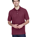 Men's  Pima Piqué Short-Sleeve Polo