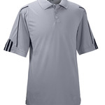 Men's ClimaLite® 3-Stripes Cuff Polo