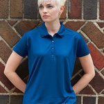 Ladies' Micro Mesh Sport Shirt