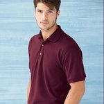 Ultra Cotton™ Ringspun Pique Sport Shirt