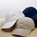 Classic Cut Heavy Brushed Cotton Twill Unconstructed Cap