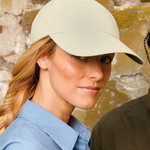 Sunshield Unconstructed Blended Cap with UV Protection