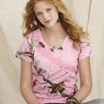 Ladies' Realtree® Camouflage T-Shirt