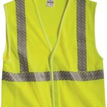 Flame-Resistant Breathable Mesh Vest