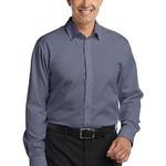 Slim Fit Non Iron Pinpoint Oxford Shirt